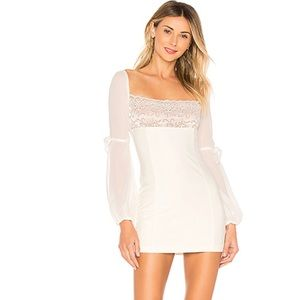 Lilou Dress in White